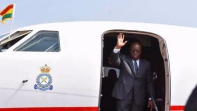 Photo of Akufo-Addo attends 76th session Of UN General Assembly