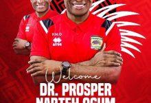 Photo of Kotoko appoint Prosper Narteh as new head coach