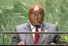 Photo of Akufo-Addo to address UN General Assembly today