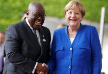 Photo of Ghana receives 1.5 million AstraZeneca vaccines from Germany