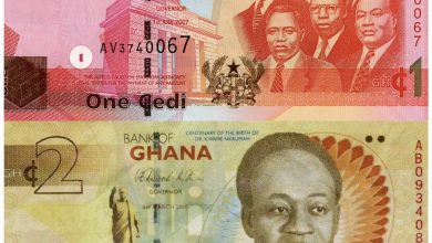 Photo of BoG to stop printing GHC1 and GHC2 notes