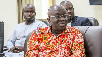 Photo of Former Aviation Minister, Kofi Adda dies at 65