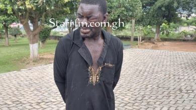 Photo of E/R: Thief nearly lynched after snatching military officer's vehicle