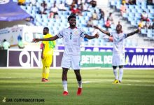 Photo of WC Qualifiers: Partey's goal sends Ghana top of Group G