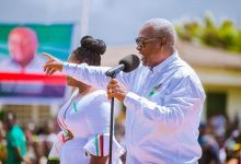 Photo of You made noise when I was in power, but quiet now – Mahama to the Media
